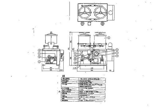 オイルクリーナー図面1